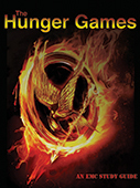 cover image for The Hunger Games Study Guide (Download)