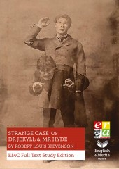 cover image for Strange Case of Dr Jekyll & Mr Hyde: EMC Full Text Study Edition (Print)