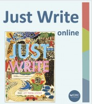 Just Write – Remote Learning Package [EMC_Free] cover image