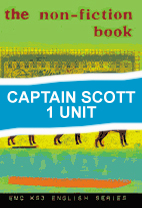 Captain Scott – From KS3 Non-fiction (Download single unit) cover image