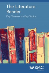 cover image for The Literature Reader – Key Thinkers on Key Topics (Print)