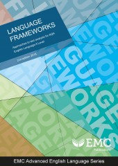 cover image for Language Frameworks – 2nd edition 2018: approaches to text analysis for AQA English Language
