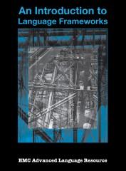 cover image for Language Frameworks (Print)