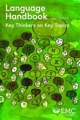 cover image for Language Handbook (2nd edition) – Key Thinkers on Key Topics (Print)