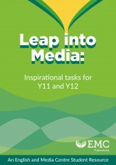 cover image for 00-Leap into Media: inspirational activities for Y11 and Y12 [EMC_Free]
