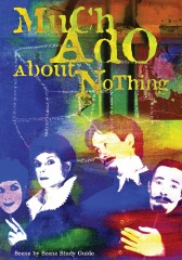 Much Ado About Nothing Study Guide (Print) cover image
