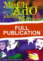 Much Ado About Nothing Study Guide (Download) cover image