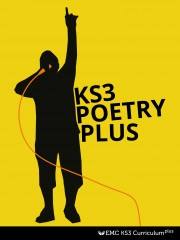 cover image for KS3 Poetry Plus – EMC KS3 CurriculumPlus (Print)