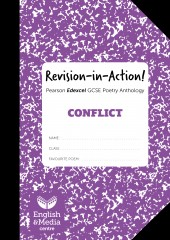 Revision-in-Action – Edexcel Conflict  – 20% SALE (SALE: 6+ sets of 10 workbooks = 80p per copy) cover image