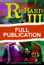 Richard III Study Guide (Download) cover image