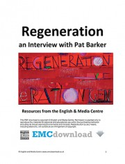 Regeneration – EMC Interviews Pat Barker (Download) cover image