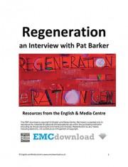 Regeneration – EMC Interviews Pat Barker (Download) cover image