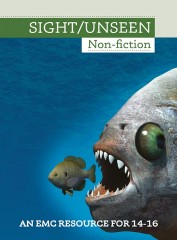 Sight/Unseen Non-fiction (Print) cover image
