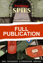 Spies Study Guide (Download) cover image