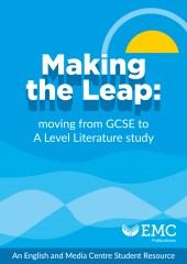 00-Making the Leap: From GCSE to A Level Literature Study [EMC_Free] cover image