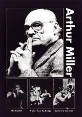 Arthur Miller (Crucible, Salesman, View from Bridge) (Print) cover image