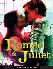 Romeo and Juliet Study Guide (Print) cover image