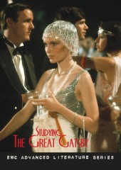 The Great Gatsby Study Guide (Print) cover image