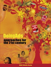 cover image for Doing Ads: Approaches for the 21st Century (Print)