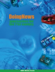 cover image for Doing News: Approaches for the 21st Century (Print)