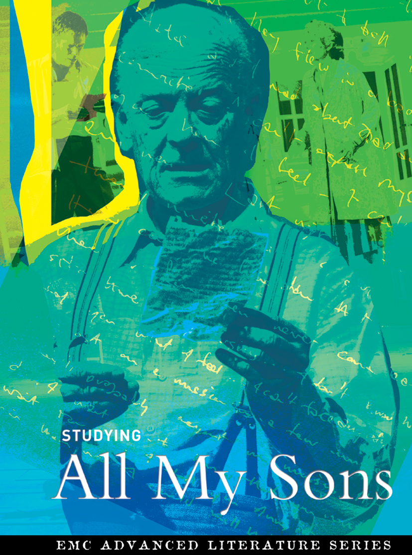 Cover image for Studying All My Sons (Print)