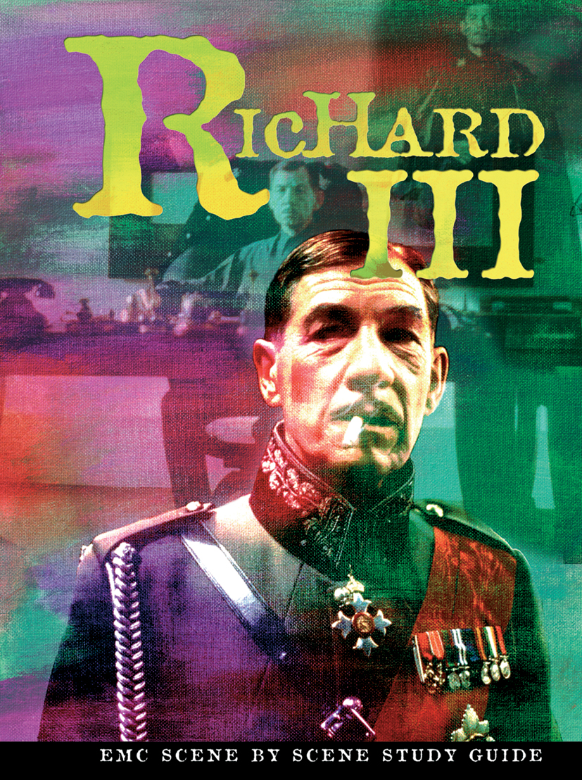 Cover image for Richard III Study Guide (Print)