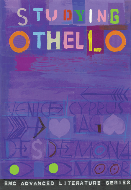 Cover image for Studying Othello with DVD (Print)