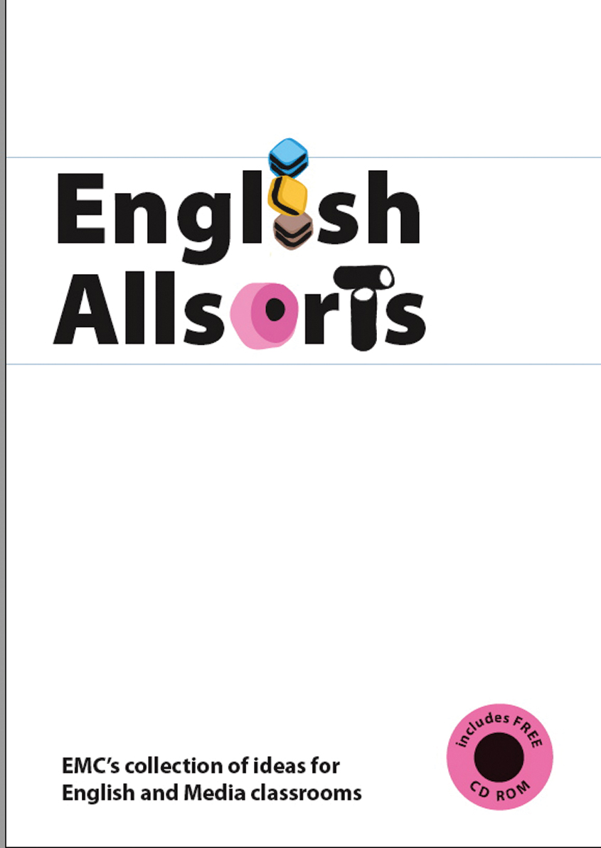 Cover image for English Allsorts with CD (Print)