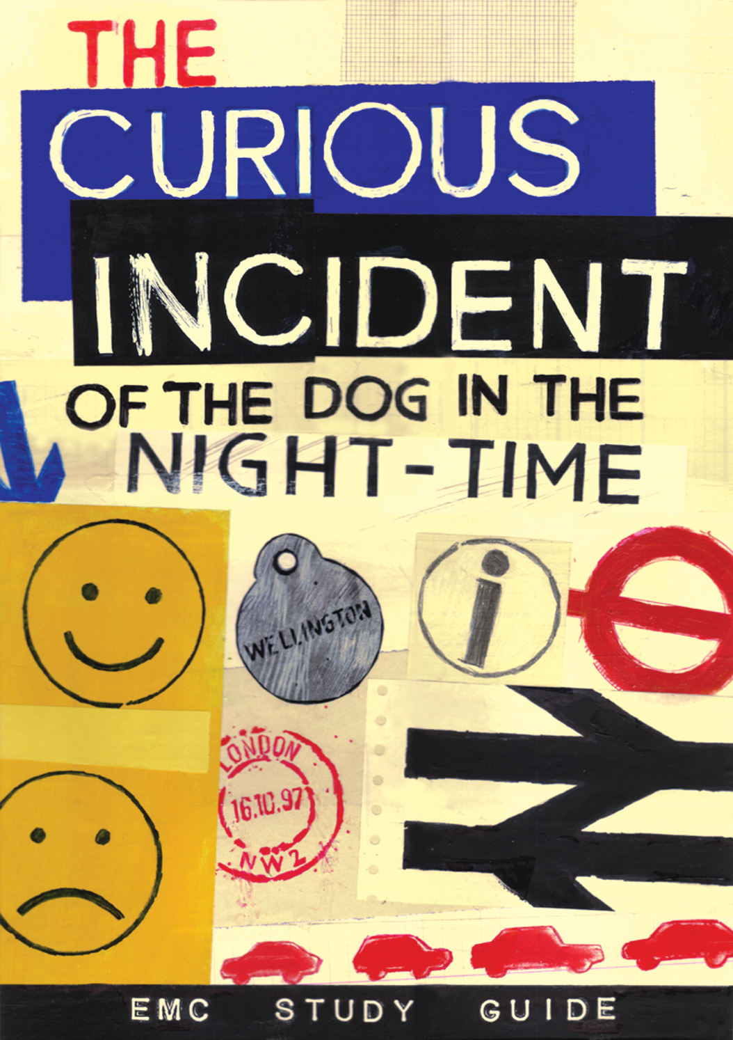 Cover image for Curious Incident Study Guide (Print)