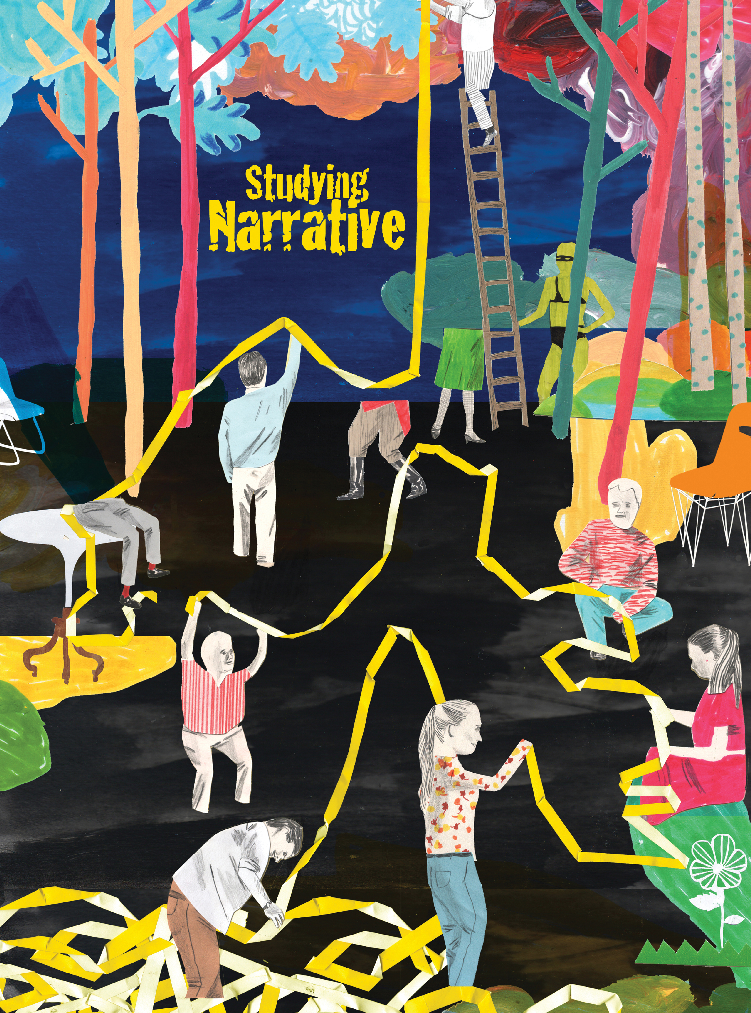 Cover image for Studying Narrative (Print)