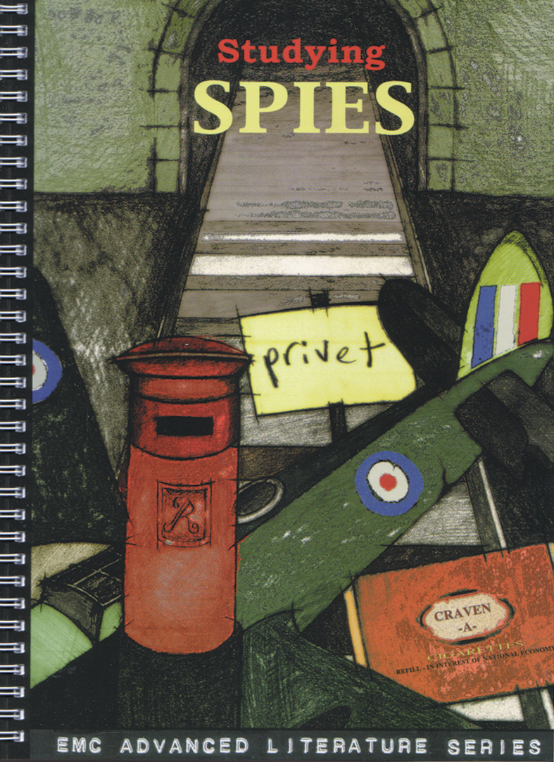Cover image for Spies Study Guide (Print)