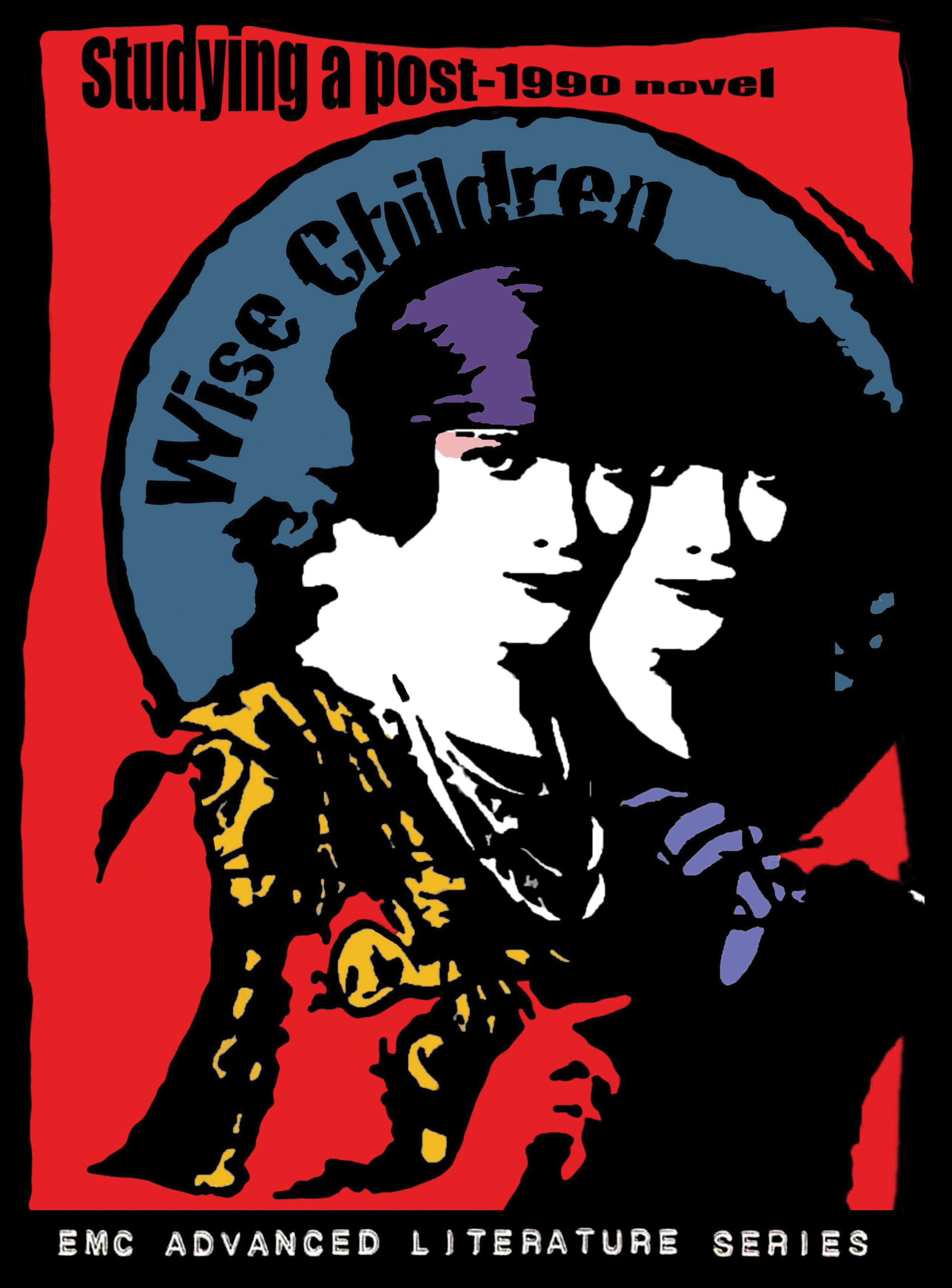 Cover image for Studying Wise Children (Print)
